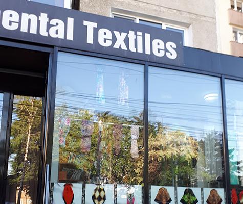 Oriental Textiles